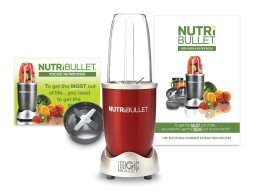 Nutribullet Red turmixgép